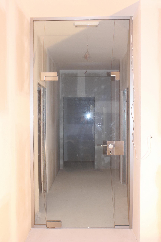 sklenená stena GG-01.1