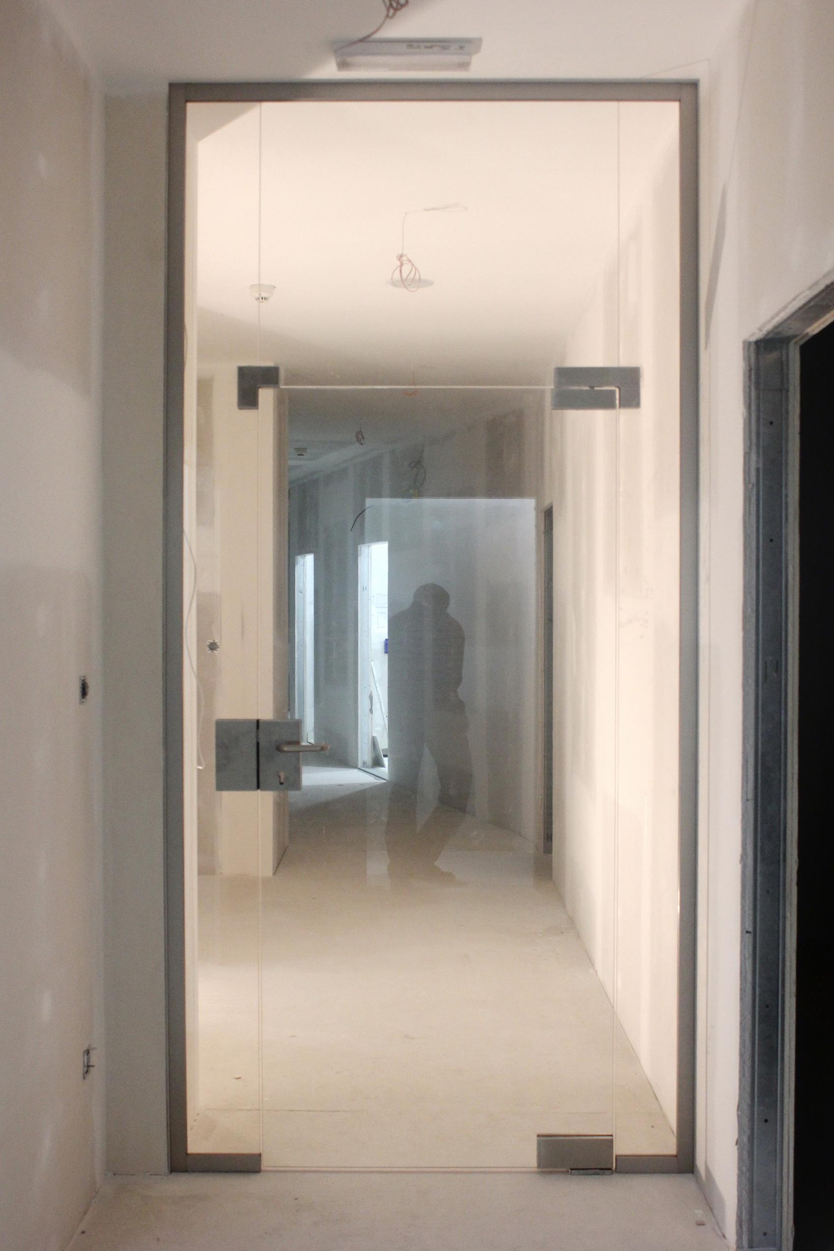 sklenená stena GG-01.2