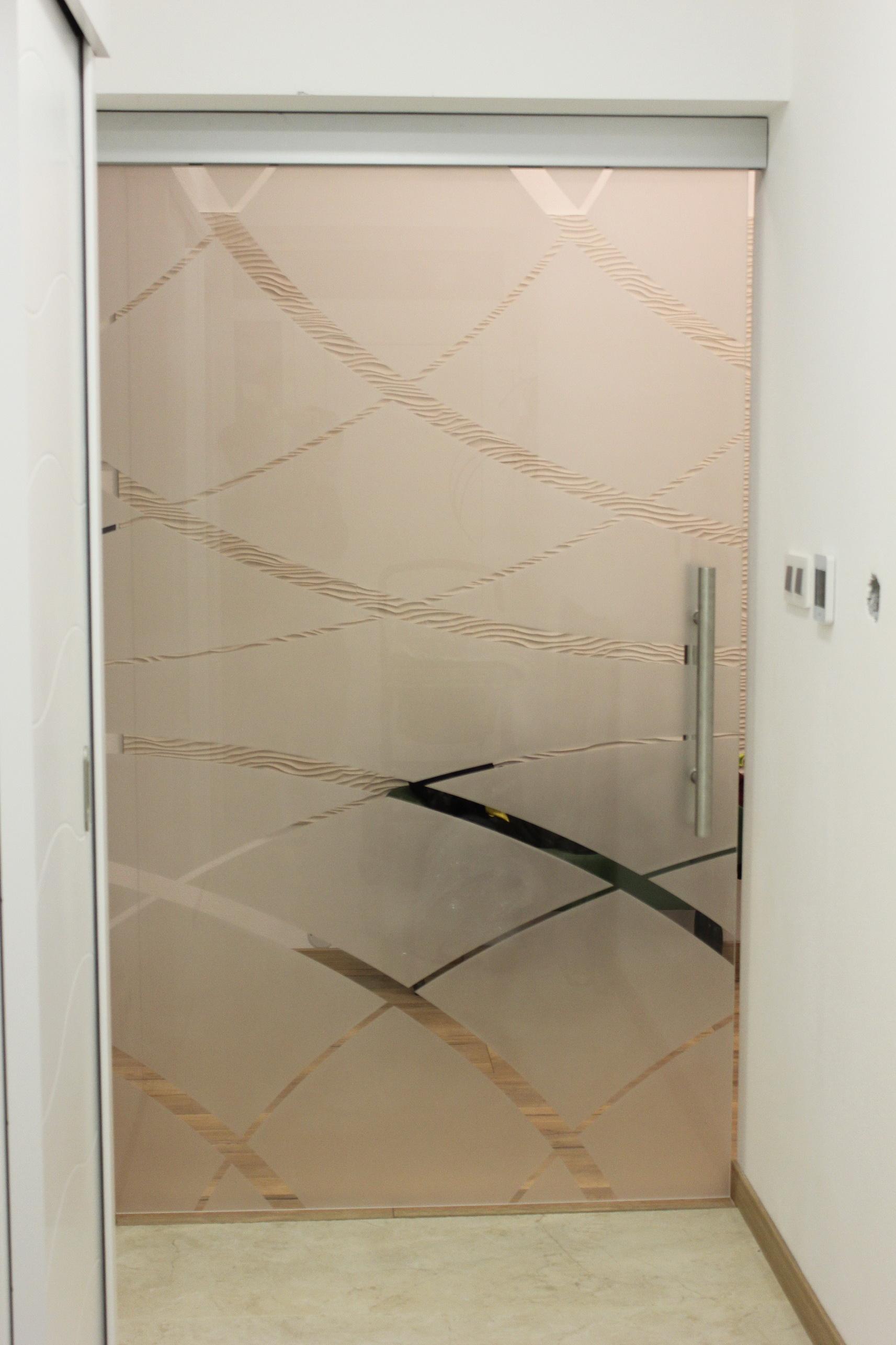 sklenené posuvné dvere GG-28.3