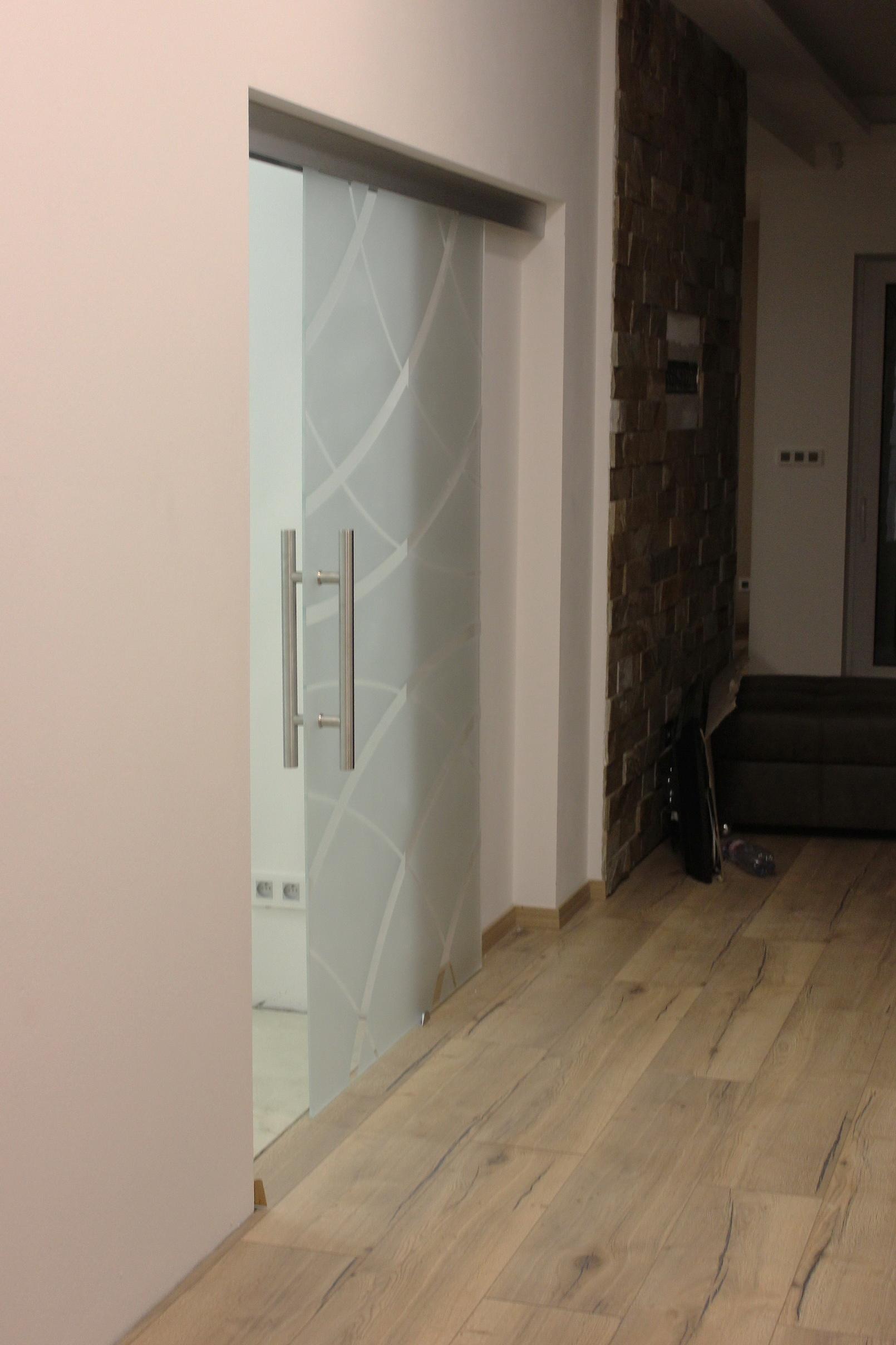 sklenené posuvné dvere GG-28.4