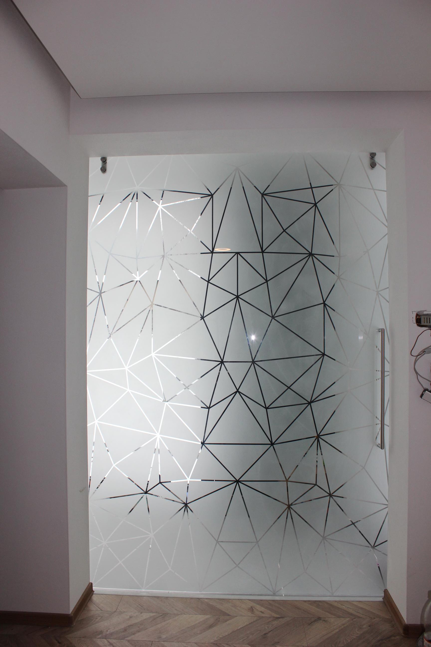 sklenené posuvné dvere GG-47.1