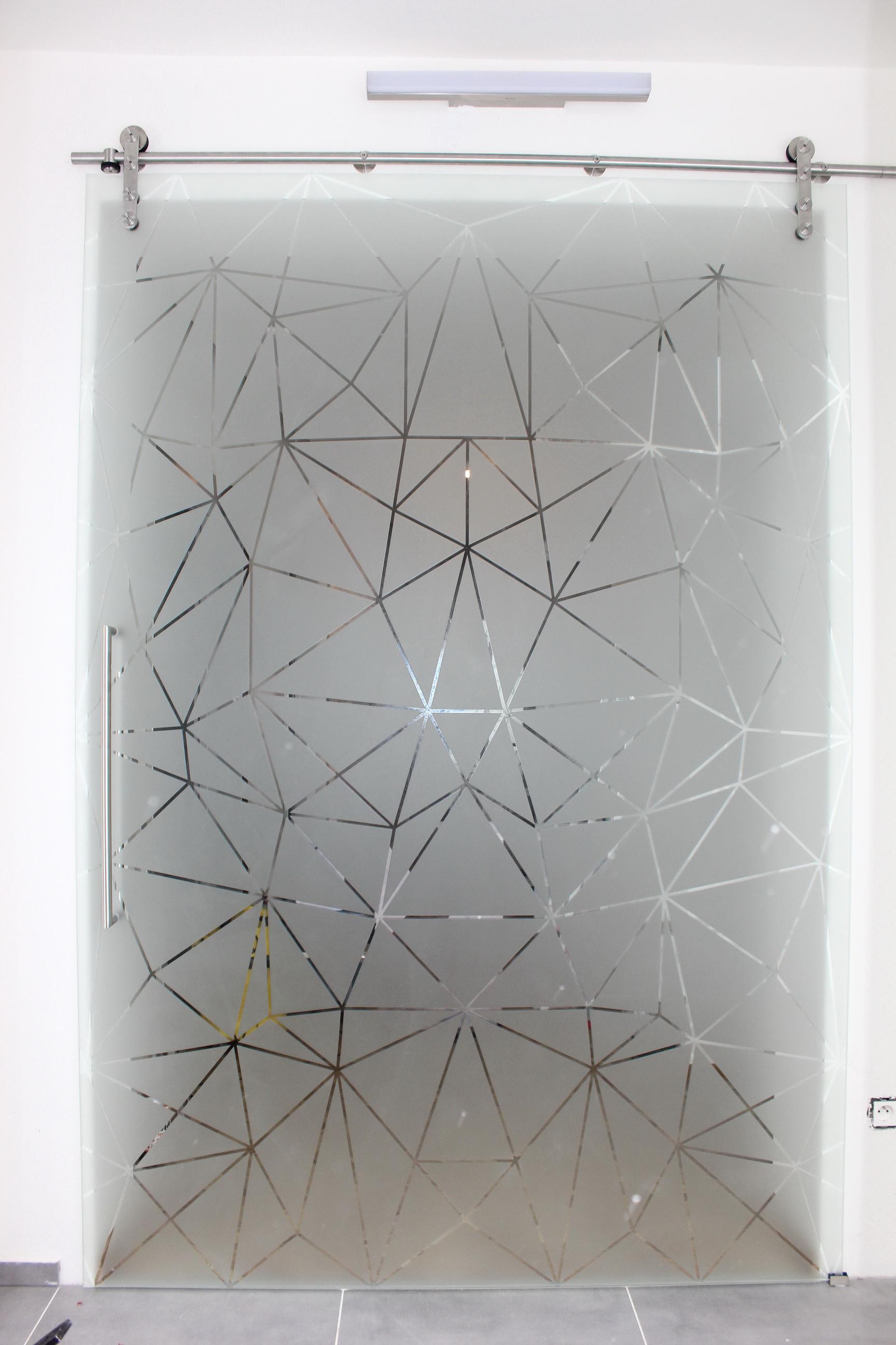 sklenené posuvné dvere GG-47.2
