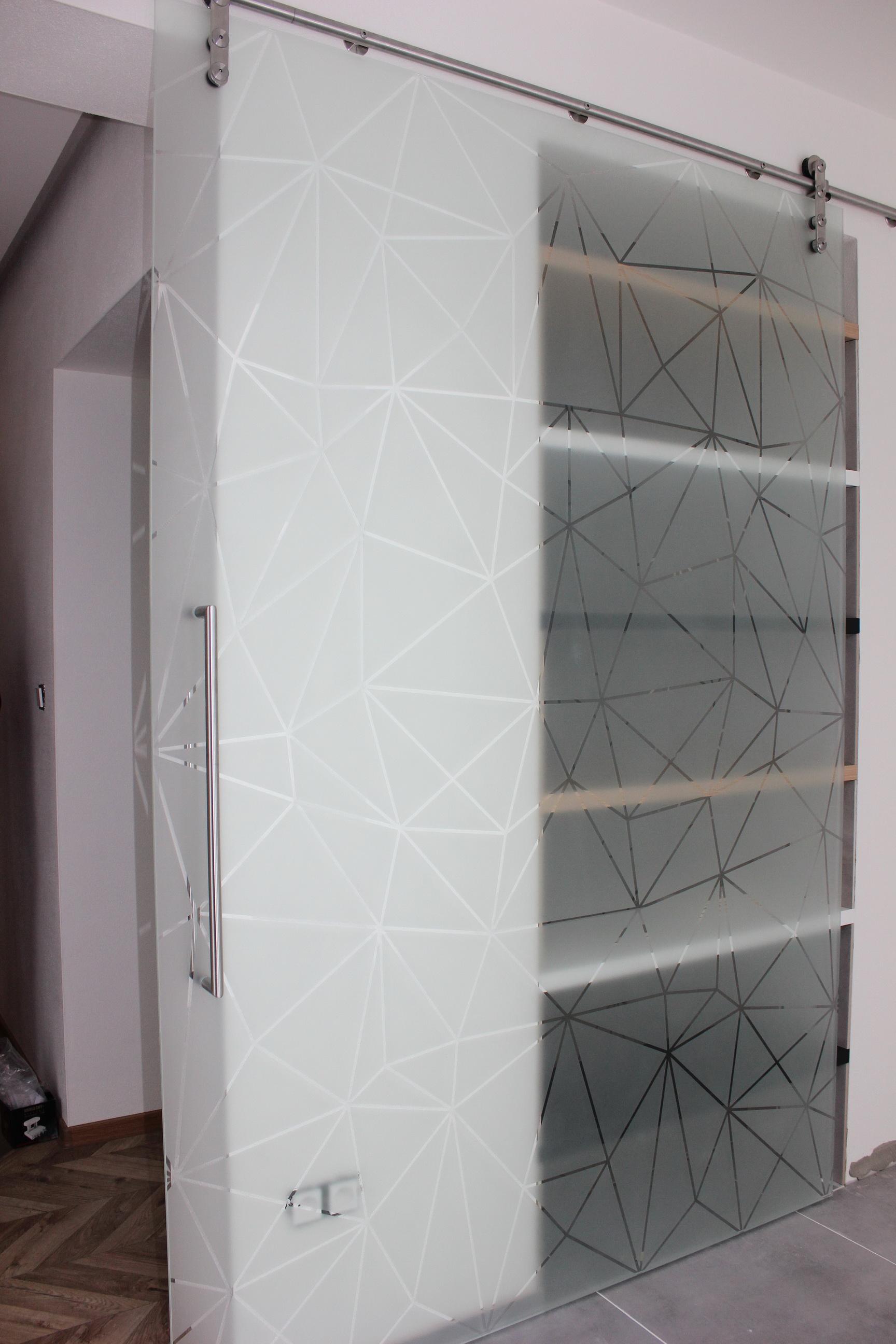 sklenené posuvné dvere GG-47.3