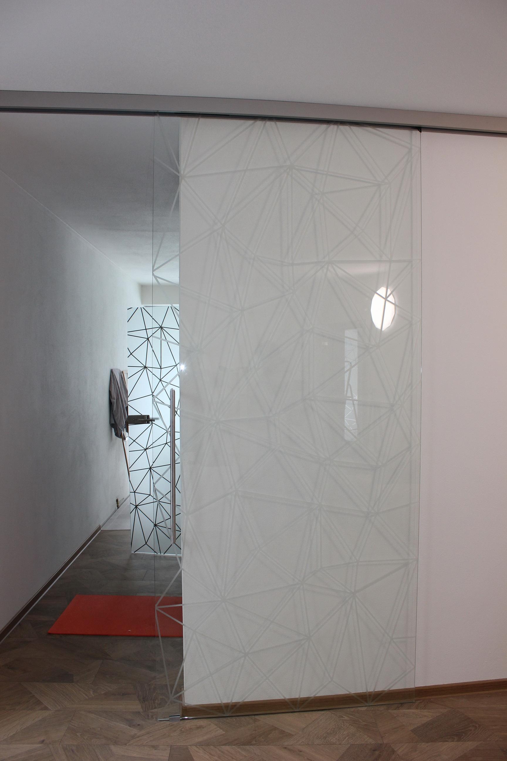 sklenené posuvné dvere GG-47R.3