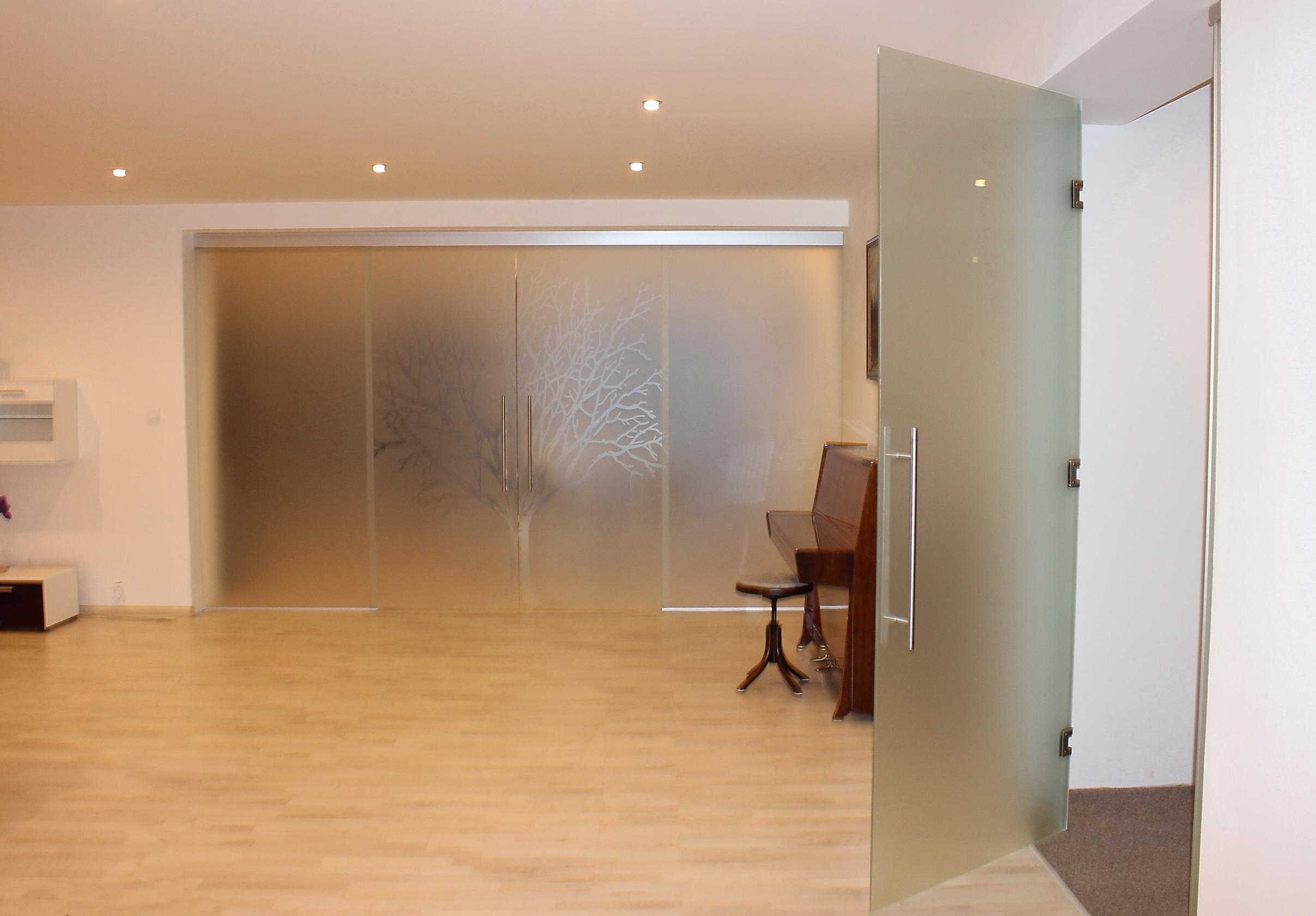 sklenené dvere GG-101.4