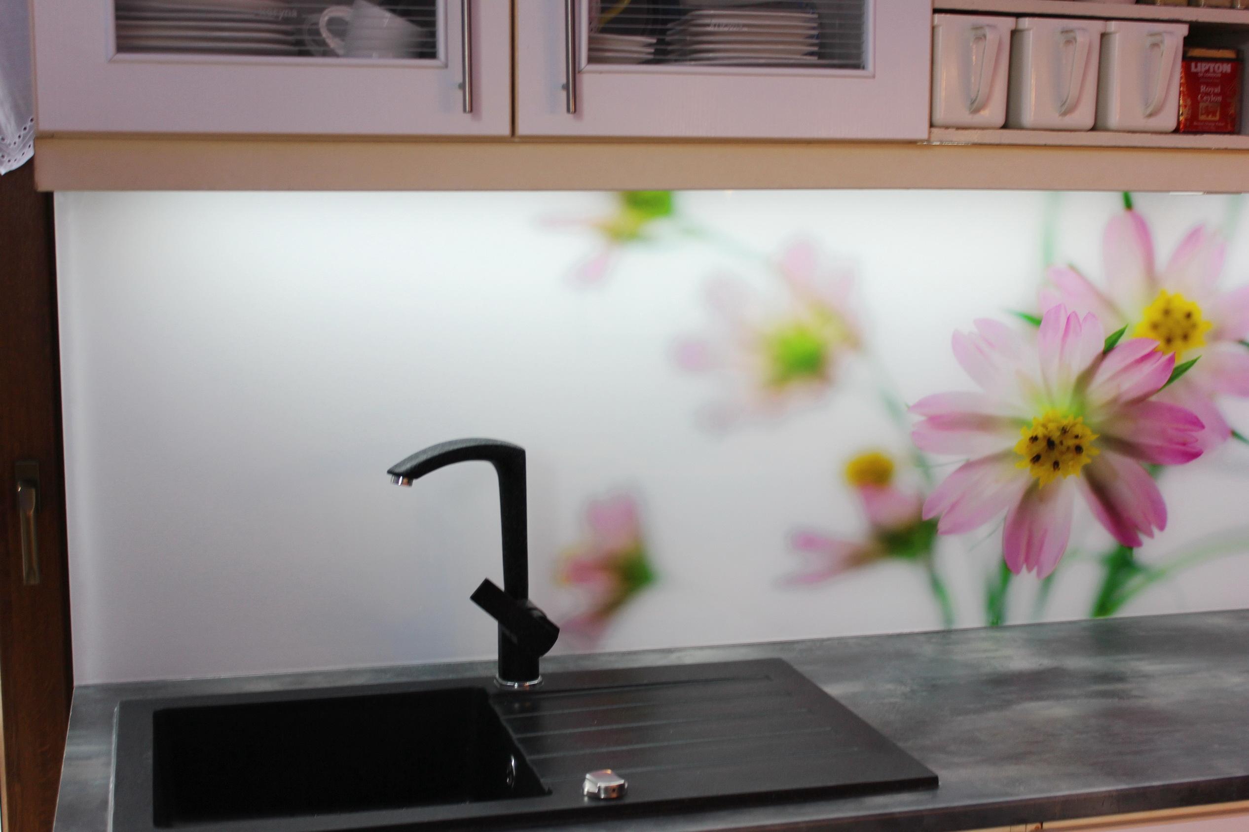 sklenená kuchynská zástena LKZ-011.1
