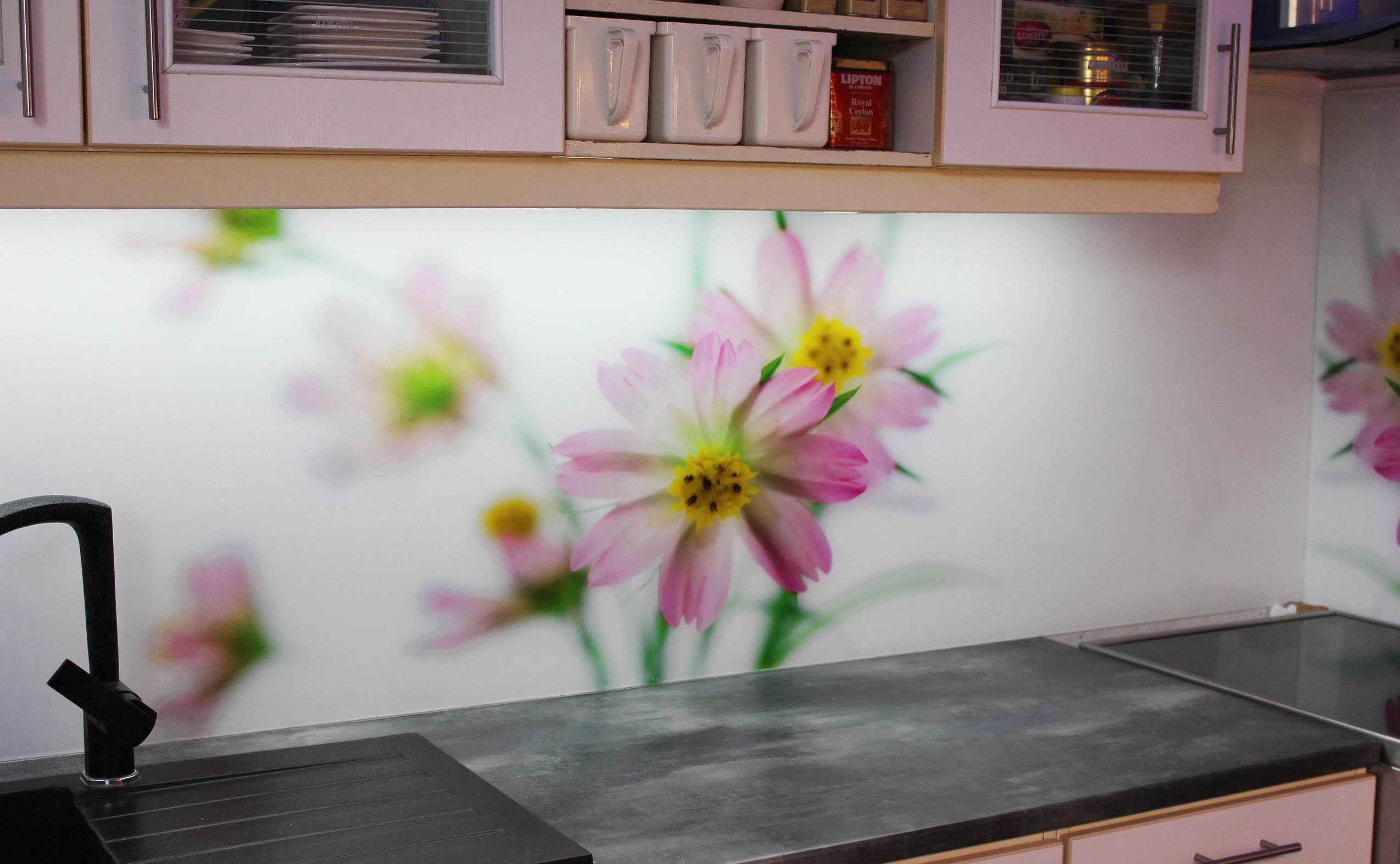 sklenená kuchynská zástena LKZ-011.2