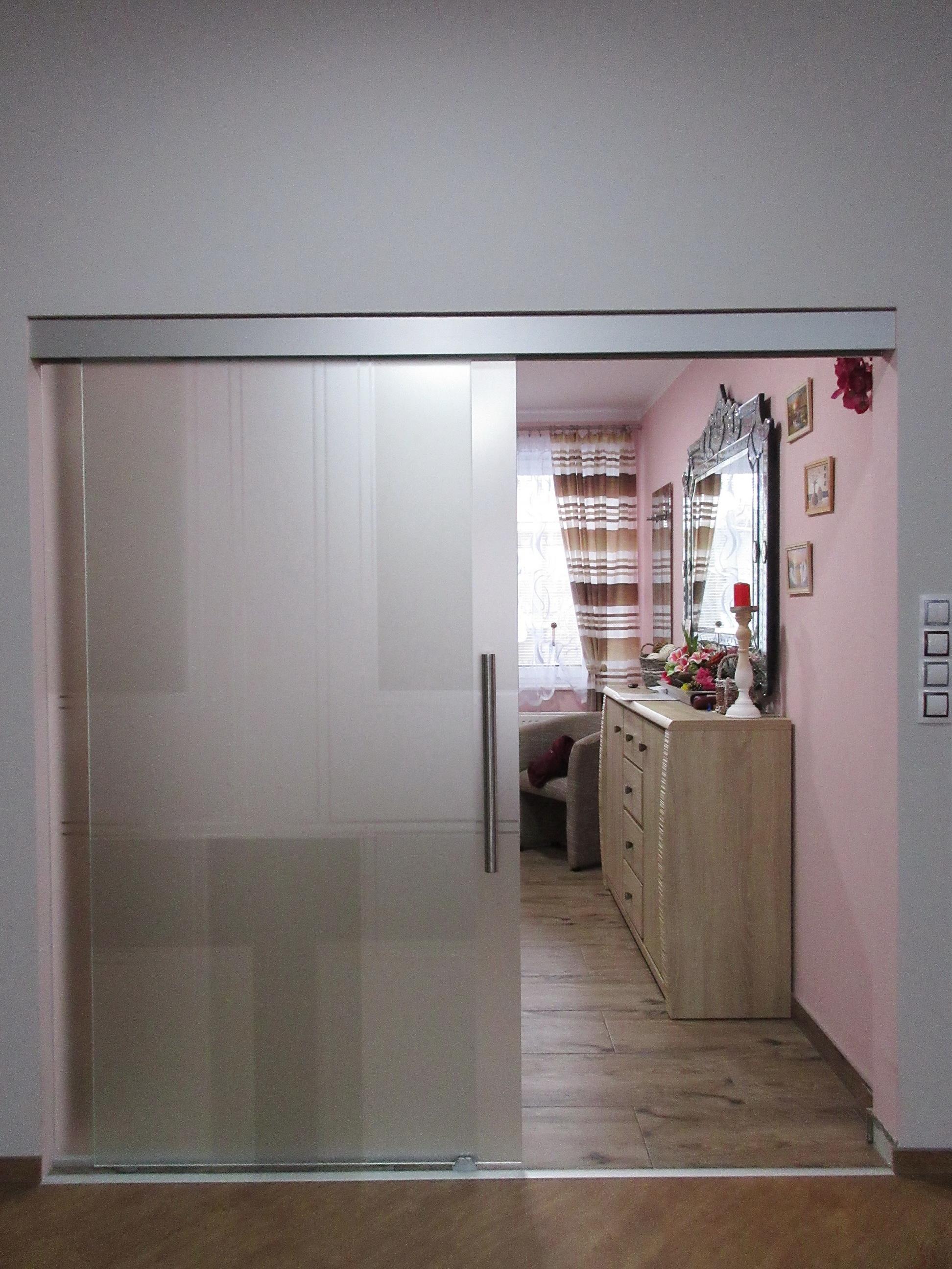 sklenené posuvné dvere GG-127